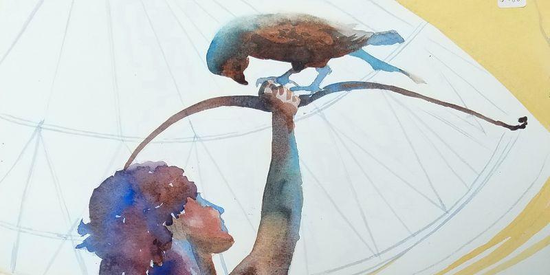 Jim Adair Watercolor