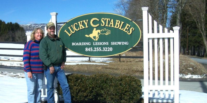 Lucky C Stables
