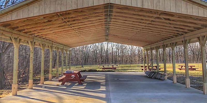 Majestic Park New Pavilion