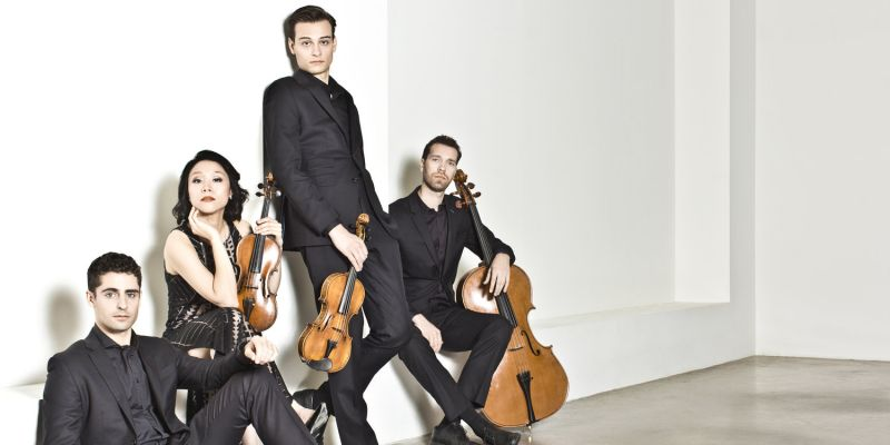 The Tesla String Quartet
