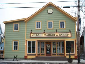 The Village Market in Gardiner